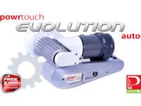 Powrtouch Evolution Auto Single Axle Caravan Motor Mover