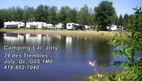 Camping Lac Joly