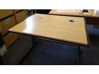 office desk 100cm x 80cm - good condition £30