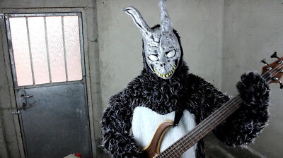 CUSTOM MADE DONNIE DARKO COSPLAY FRANK THE BUNNY CONIGLIO RABBIT COSTUME FILM