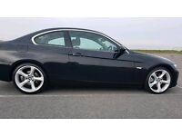 BMW 325I SE 2.5 METALLIC SAPPHIRE BLACK FSH