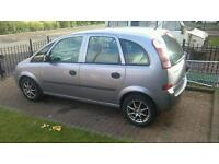 Vauxhall meriva 1.4 2005