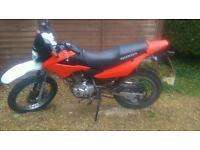 Honda xr 125 2006