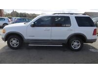 Ford Explorer (LHD) Left Hand Drive Auto petrol 1 OWNER