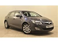 VAUXHALL ASTRA 1.4 SE 5d 138 BHP + AIR CON + AUX CONNECTION (grey) 2010