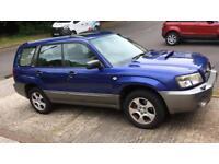 Subaru Forester 2 litre XT for sale