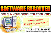 COMPUTER SOFTWARE PROBLEMS? Repairs, virus removal, data/file recovery, smartphone, android, tablet