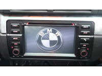 TOUCH SCREEN ALL IN ONE, CAR STEREO, PHONE, SAT NAV, DVD, from BMW 3 series