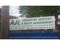 AJL Gardening services And Waste Management