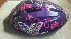 Challenge Cycling Helmet in excellent clean condition
