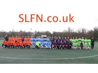 Weekend 11 aside football, teams looking for players, Get fit, lose weight. 191h2v