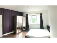 2/3 bed flat minutes Walk to Bethnal Green station