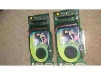 Gforce 6800 x2 graphics cards