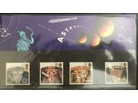 Royal Mail Mint - Astronomy - Special Edition Collectors Stamps