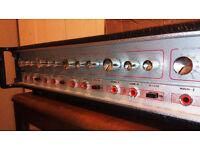 Classic 70s HH 100w PA/guitar mixer amp