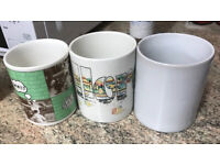 BIG!!! ... MUGS!! FUN SELECTION! ONLY £3!!WALLACE&GROMIT MALLORCA PRINTED BIG Mugs!ONLY £3 SO CHEAP!