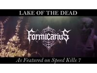 Drummer wanted for symphonic black metal band