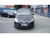 Vauxhall Zafira AUTO Life Petrol 2.2. MPV 7 Seater Automatic