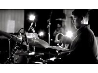 Drum Lessons in Glasgow City Centre (Jazz, Groove, Rock, etc)