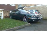 2004 '54' Jaguar XJ6 SE