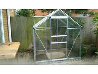 Greenhouse for sale.6' x 4'