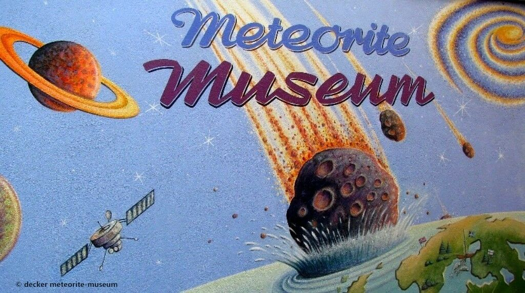 Meteorite-Museum-Shop Donnersteine