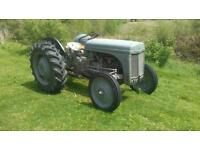 Ferguson TEA20 Tractor.
