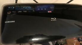 Samsung blue ray player