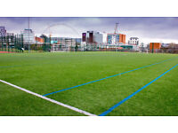 Players needed for a friendly 7 a side this Monday at 8pm in Wembley. Come play football with us!