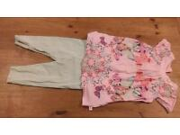 Ted baker outfit 6-9m
