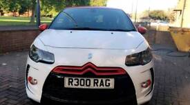 Citroen DS3 DSport red THP. Low milage, Excellent cond. Must see.