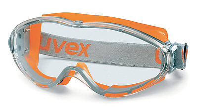 uvex Ultrasonic Goggles. Clear Lens. Over The Glasses Goggles.