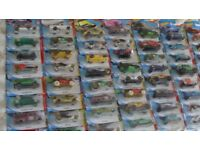 Hot Wheels car 50 of all new in the packets want £60 lot