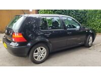 VW GOLF MATCH * 1.6L * 2003 PLATE * EXCELLENT DRIVING CONDITION * QUICK SALE ** £750 **