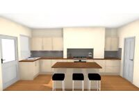 Refurbished and redecorated 4/5 bedroom unfurnished property in the Grange area of Edinburgh