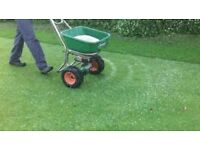 LAWN TREATMENT SPECIALIST BUSINESS FOR SALE £12,000