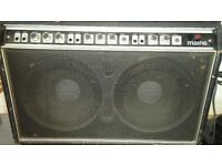 MAIN VINTAGE 175 AMPLIFIER Suitable for Guitar , Bass , Keyboards Very Powerful l Multiple inputs
