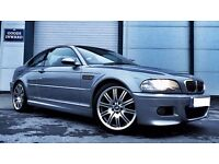 IMMACULATE LOW MILEAGE BMW M3 FULLY LOADED