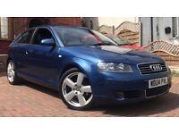 Audi A3 s line sport DSG auto not Leon golf