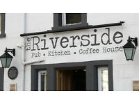 Bar Person/Barista required in Dunblane