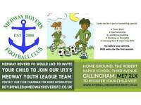 Calling all under 13s