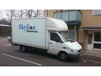 short notice 24/7 MAN JUST PAY from £15/PH van all LONDON REMOVAL RELIABLE best prices with and