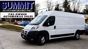 2016 Ram ProMaster 3500 HIGH-ROOF | CAR-PROOF CLEAN | CAMERA | B