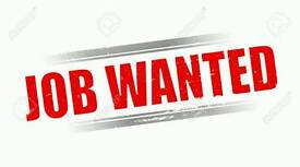 Wanted office job