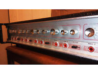 Classic 70s HH 100w PA/guitar amp