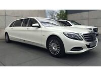 Mercedes S500 Pullman Limo | Mercedes Limo | Bridal party Limousine | Limo Hire | PROM HIRE