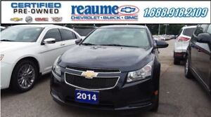 2014 Chevrolet Cruze 2LT Leather Sunroof Remote Starter