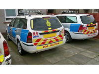FORD FOCUS ESTATE 1.8 (Ex-Police) DOG UNITS