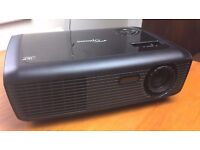 Optoma EX536 DLP Projector - Very Low Hours! - Comes with bag and cables!