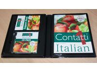 Contatti Italian 1 2nd Edition - complete Italian learning course, w/CDs